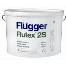 Краска flutex 2S FLUGGER 10л
