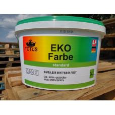 Краска для внутренних работ TOTUS ECOFAFBE (1,4 кг)