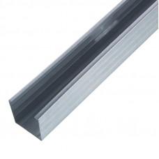 Профиль для гипсокартона KNAUF CW 50 толщ 0.6мм, 3м