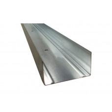 Профиль для гипсокартона KNAUF UW 100 толщ 0.6мм, 3м