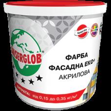 Ансерглоб Краска акриловая ФАСАД ЭКО+14кг
