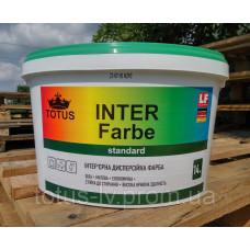 Краска интерьерная дисперсионная TOTUS Inter Farbe ( 14 кг )