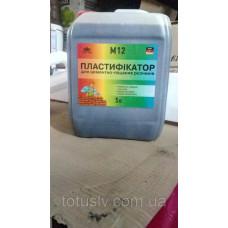 Пластификатор для штукатурки и кладки TOTUS M12 ( 5 л )