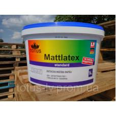 Краска латексная матовая TOTUS MATTLATEX  ( 14 кг )