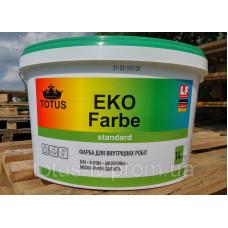 Краска для внутренних работ TOTUS ECOFARBE ( 14 кг)