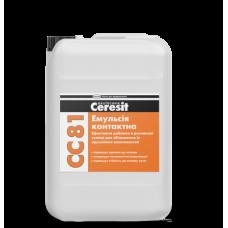 Эмульсия контактная Ceresit СС-81 (10л)