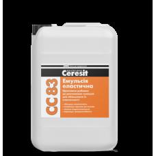 Эмульсия эластичная Ceresit CC-83 (10л)