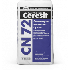 Самовыравнивающая смесь Ceresit CN-72 (25кг)