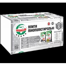 Пенопласт Ансерглоб М-25 EPS-S (1*0.5) (50мм)