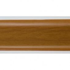 Плинтус пластиковый Line Plast L022 (дуб аризона) (2,5м)
