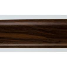 Плинтус пластиковый Line Plast L042 (орех) (2,5м)