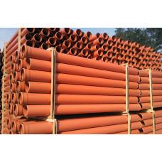 Труба канализационная М-Пласт 110*1000 (наружная) (2,2 мм)