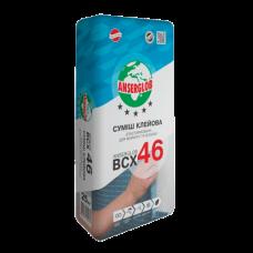Клей для мрамора и мозаики Anserglob BCX-46 (25 кг) (белый)