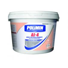 Краска интерьерная акриловая Полимин AI-4 (14кг)