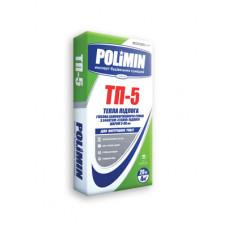 Самовыравнивающаяся смесь для пола Полимин ТП-5 (20кг)