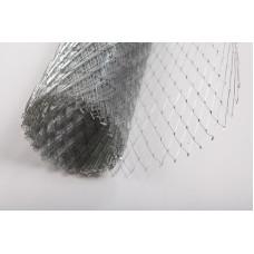 Сетка просечно-вытяжная оцинкованная 15*30 (10м2)