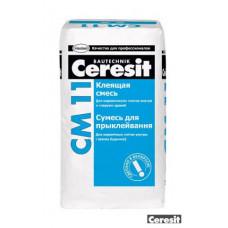 Клей для плитки CERESIT СМ-11(25 кг)