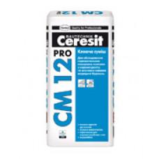 Клей для плитки CERESIT СМ-12 PRO (27 кг)