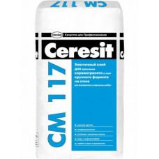 Клей для плитки CERESIT СМ-117 (25 кг)