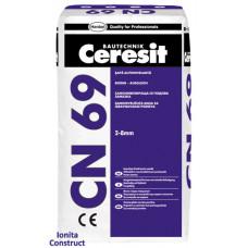 Самовыравнивающаяся смесь CERESIT CN-69 (25 кг)