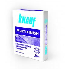 Шпатлевка KNAUF (Кнауф) Мультифиниш (25 кг)