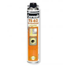 Пена монтажная CERESIT ТS 62 PRO