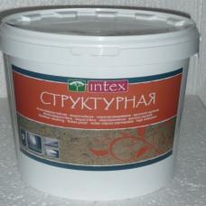 """Интекс Краска """"Структурная"""" 1,5 кг"""