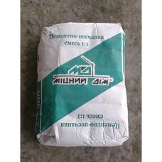 Цементно-песчаная смесь «Міцний дім» (20 кг)