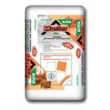 Беспесчаная шпатлевка для наружных и внутренних работ MASTER FRONT (20 кг)