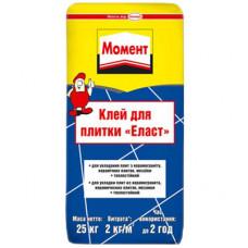 Термостойкий клей для плитки МОМЕНТ (25 кг)