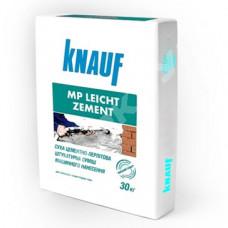Штукатурка (машинная) Leight Цемент KNAUF (30 кг)
